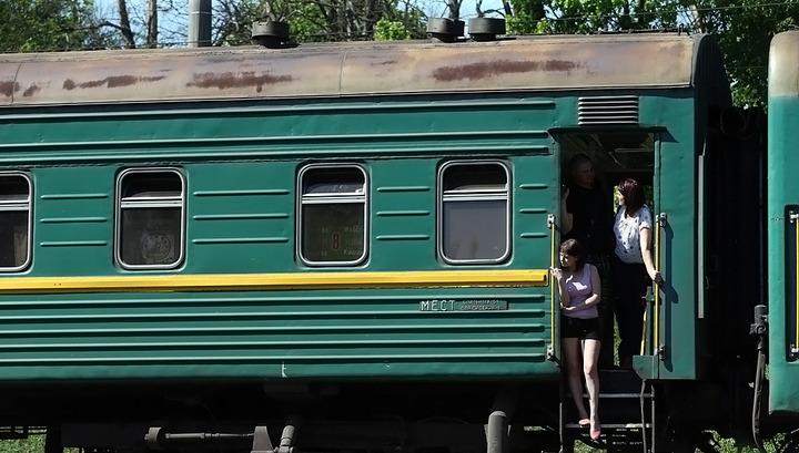 Поезд, потерпевший крушение, прибудет в Кишинев с опозданием на шесть часов