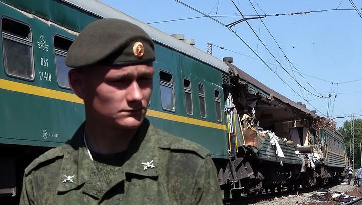 Движение на киевском направлении открыто по одному пути