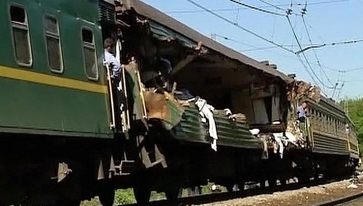 Крушение поездов под Москвой: арестован начальник ремонтников