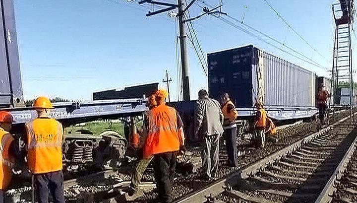 Движение электричек на Киевском направлении вернулось к графику