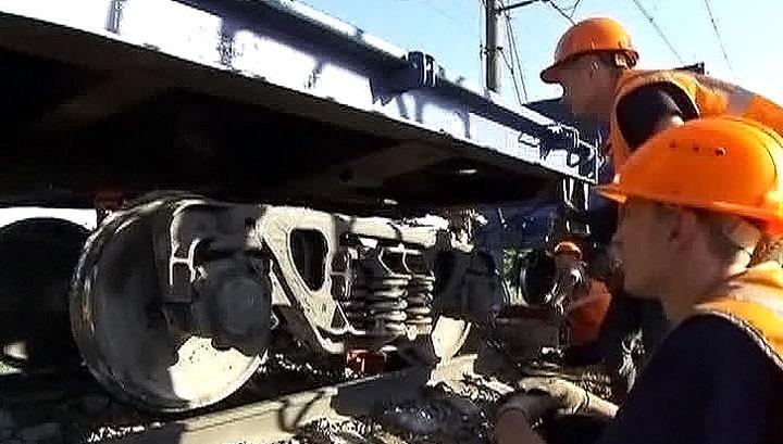 Движение на Киевском направлении железной дороги полностью восстановлено