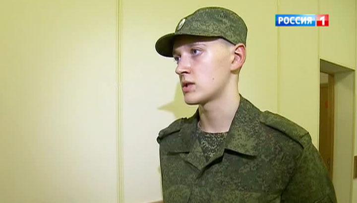 Максим Ковтун: служба в армии пойдет мне на пользу