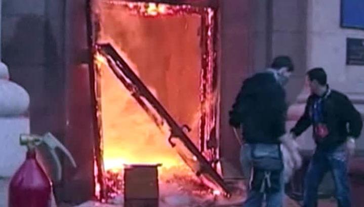 Одесский суд продлил арест выживших при пожаре в Доме профсоюзов