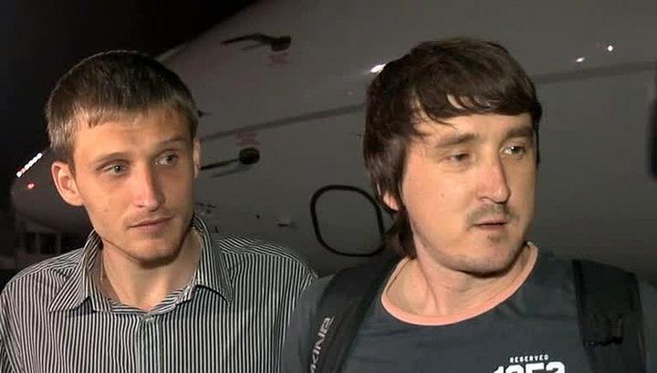 Журналисты LifeNews верили в свое освобождение из плена