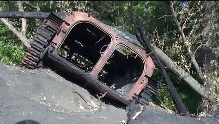 Недолгое перемирие: в Луганске возобновился бой