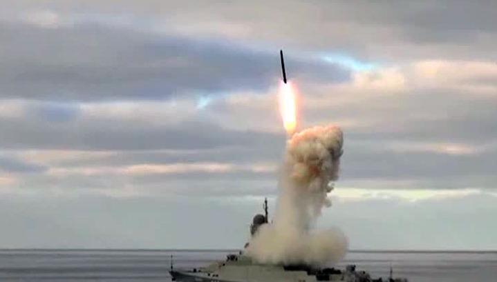 Каспийская флотилия подтвердила высокую боеготовность