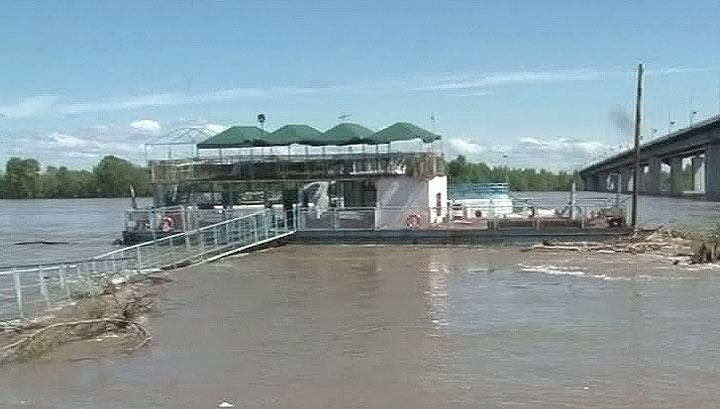 Минобороны подключится к ликвидации последствий паводка в Сибири