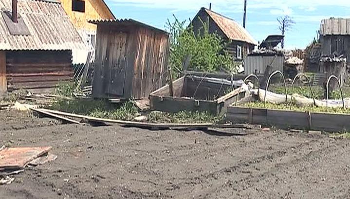 Паводок в Хакасии: жители и чиновники подсчитывают ущерб