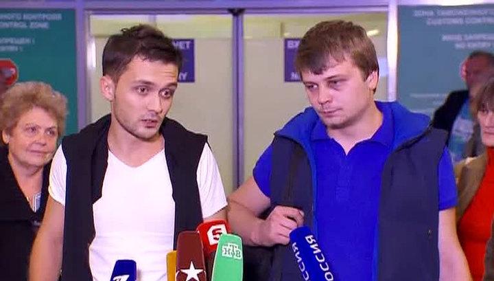 """Журналисты """"Звезды"""" записали свой допрос на мобильник"""