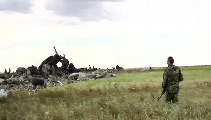 Ополченец ЛНР подбил танк ценой собственной жизни