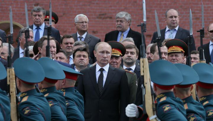 Путин: все боевые действия на Украине должны быть прекращены