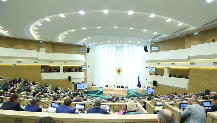 Сенаторы одобрили закон о СМИ-иноагентах
