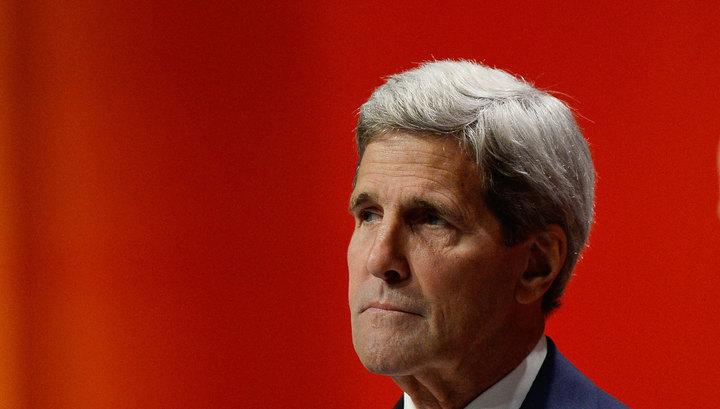 Джон Керри призвал не торопиться с выводами