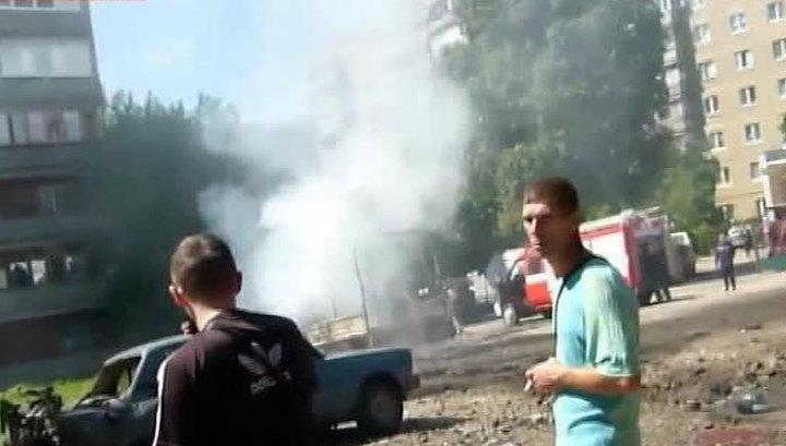 Украинские силовики обстреляли Славянск: трое погибших