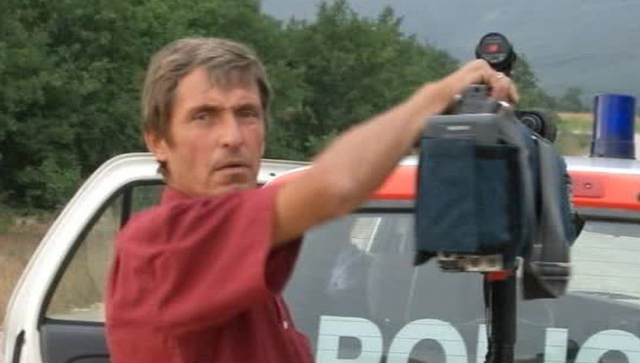 Сегодня исполняется год со дня гибели нашего коллеги, оператора Первого канала Анатолия Кляна