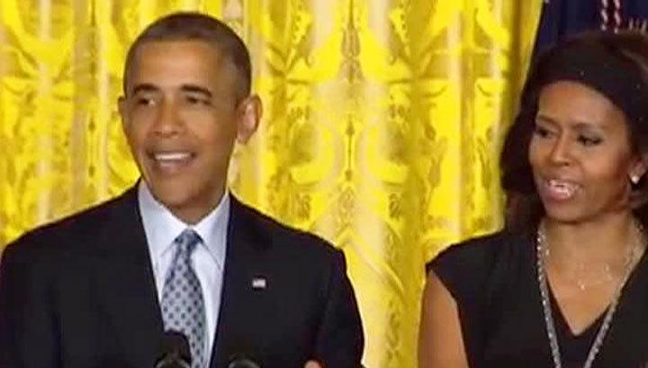 Барак Обама предположил, что его кондитер добавляет в пироги наркотики