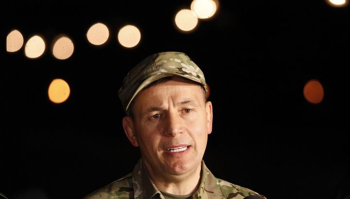 Провокационные заявления министра обороны Украины повергли в шок МИД России
