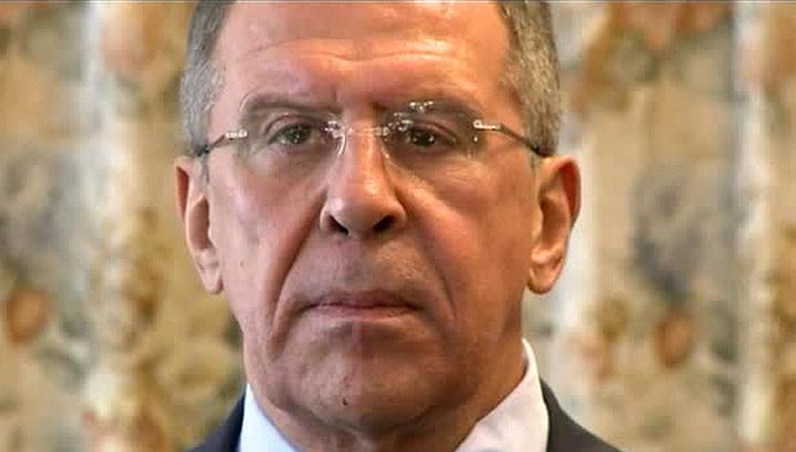 Лавров: если территория РФ обстреливается намеренно, огневые точки надо уничтожать