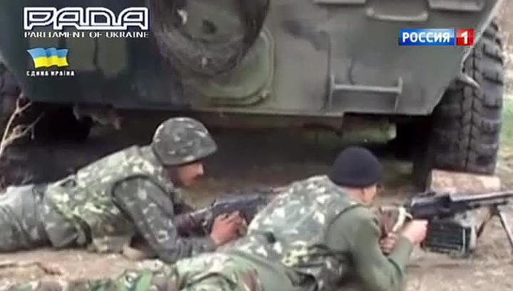 Силовики обстреляли место крушения Boeing под Донецком