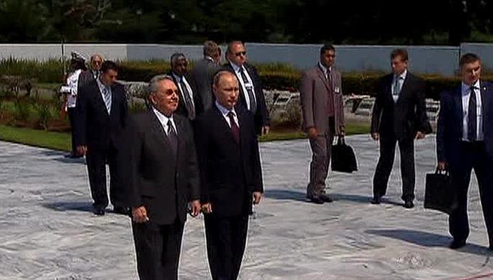Россия поможет Кубе преодолеть экономическую блокаду