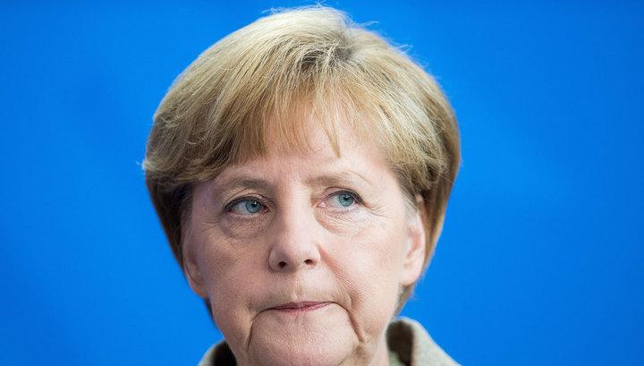 Меркель: говорить о санкциях против России преждевременно