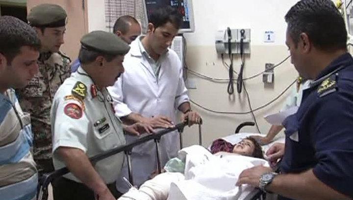 Палестина просит ООН защитить ее от ударов Израиля
