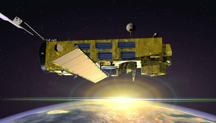 США запустили военный спутник с секретной миссией