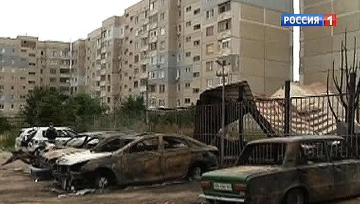 Луганск из-за обстрелов остался без света и воды