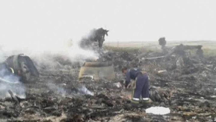 """Lufthansa, """"Трансаэро"""" и """"Аэрофлот"""" не будут летать над территорией Украины"""