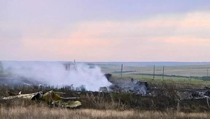 """Ополченцы готовы объявить перемирие и пустить к """"Боингу"""" украинских следователей"""