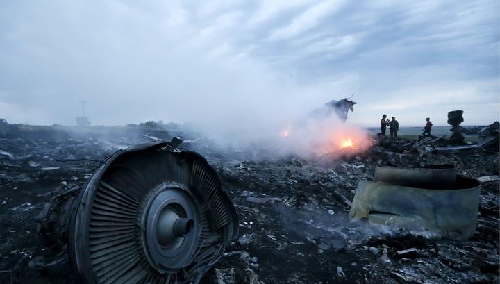 Мир помнит: в разных странах почтили память погибших при крушении MH17