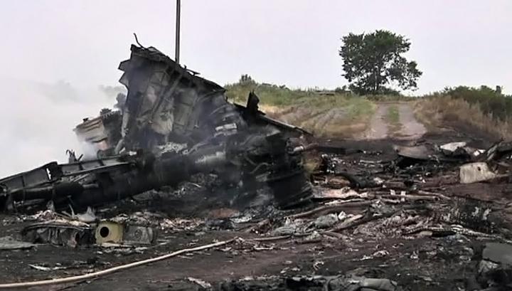 """Малайзийский """"Боинг"""" могли сбить во время учений украинской ПВО"""
