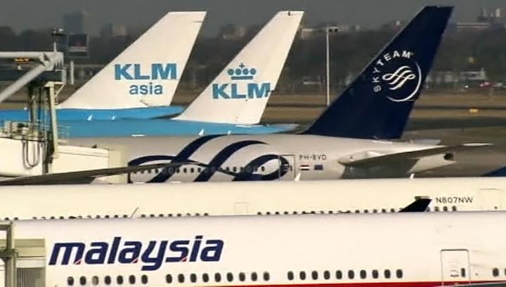 Malaysia Airlines изменит номер маршрута Амстердам-Куала-Лумпур в память о погибших