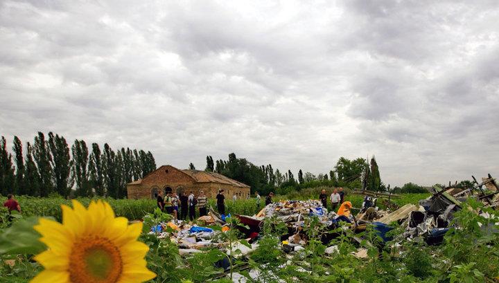 Родственники немцев, погибших в катастрофе под Донецком, готовят иски к Порошенко