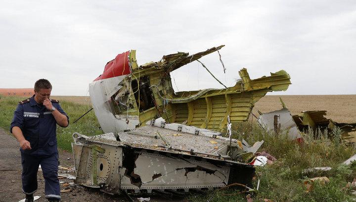 """Вашингтон признал, что не знает, кто сбил """"Боинг"""" над Донецком"""