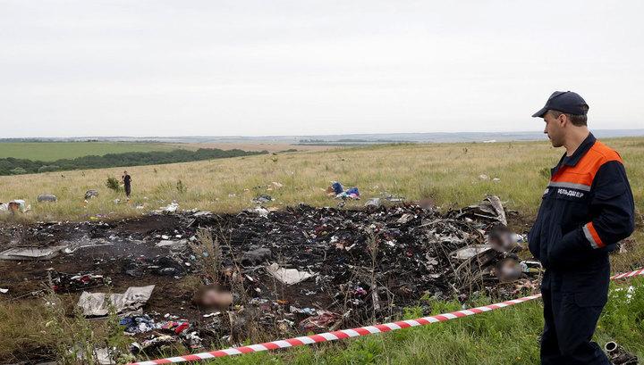 Москва призвала не мешать расследованию крушения Boeing