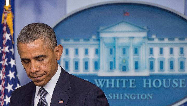 Маккейн сравнил благотворительный визит Обамы с самоволкой