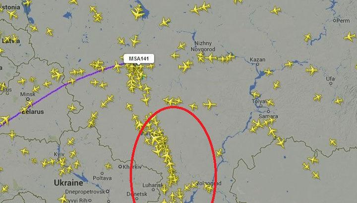 Перегруженное небо: ростовские диспетчеры чудом развели шесть самолетов