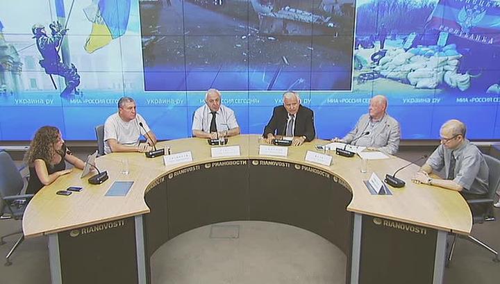 """Российские эксперты: ответственность за падение малайзийского """"Боинга"""" лежит на Украине"""