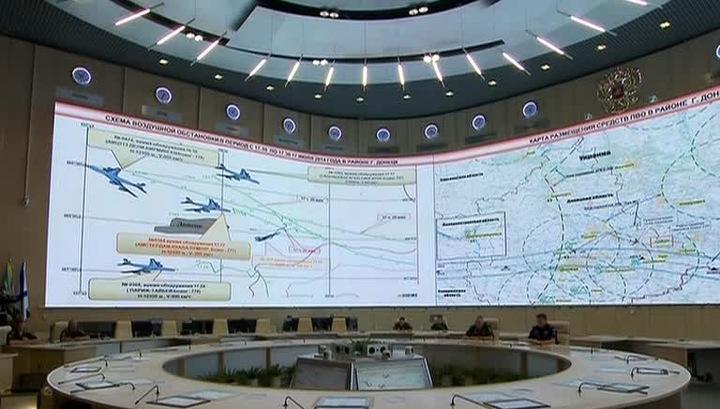 Минобороны РФ располагает снимками расположения украинской ПВО перед катастрофой