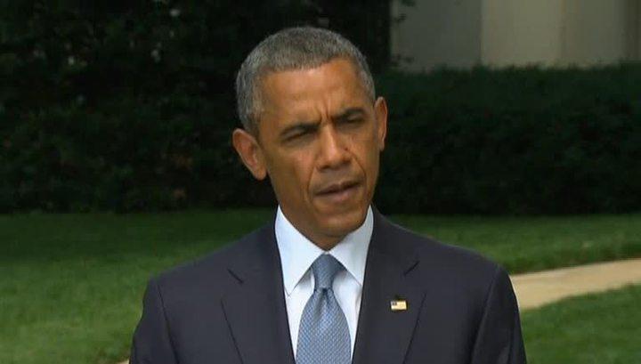 Обама: украинские сепаратисты препятствуют следствию