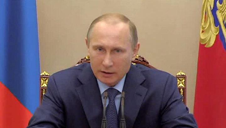 Путин доволен последствиями западных санкций