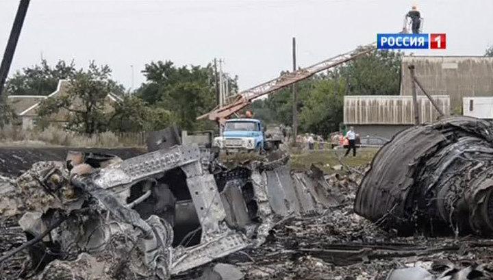 """Теория заговора: журналисты BBC попытались выяснить, кто сбил """"Боинг"""" под Донецком"""