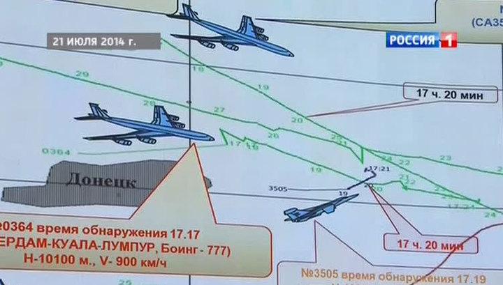 """Евросоюз получил от России все данные по крушению """"Боинга"""""""