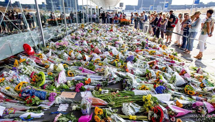В Нидерландах - день траура