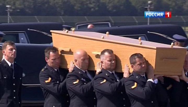 Премьер Нидерландов: опознание тел погибших в авиакатастрофе займет месяцы