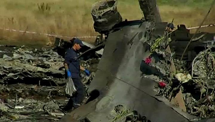Эксперты приступают к изучению второго черного ящика погибшего Boeing