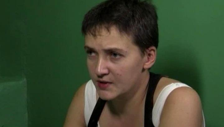 Следователи просят продлить арест украинской летчицы