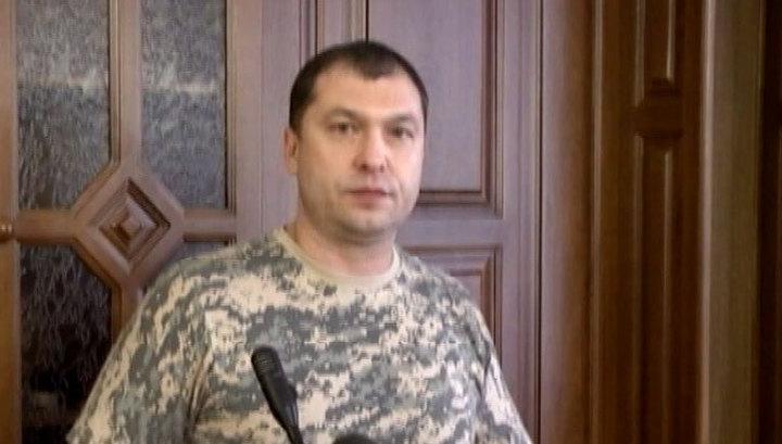 Болотов рассказал о главном оружии и решающем ударе ополченцев