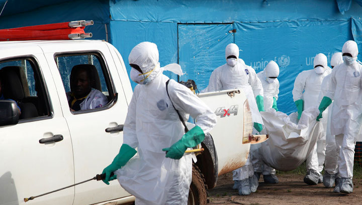 Лихорадка Эбола: в Либерии паника, повсюду мертвые